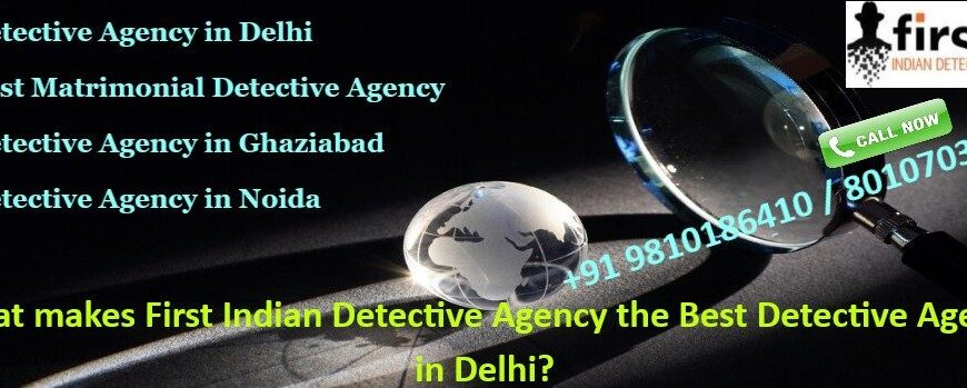 Private Detective Agencies